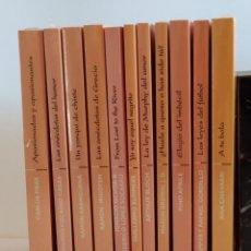 """Libros: COLECCIÓN """"HUMOR"""" EDITORIAL PLANETA 2004 - 11 TÍTULOS (TAPA NARANJA). Lote 219441202"""