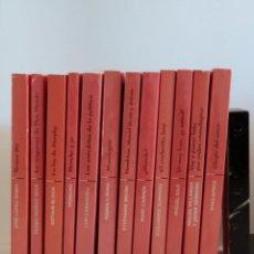 """Libros: COLECCIÓN """"HUMOR"""" EDITORIAL PLANETA 2004 - 12 TÍTULOS (TAPA ROJA). Lote 219441608"""