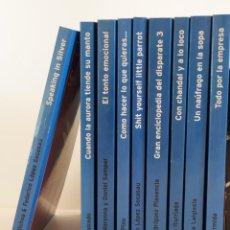 "Libros: COLECCIÓN ""HUMOR"" TEMAS DE HOY 2003 - 9 TÍTULOS (TAPA AZUL). Lote 219493738"