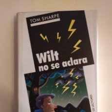 Libros: WILT NO SE ACLARA - TOM SHARPE - CÍRCULO DE LECTORES, 2004. Lote 220104183