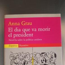 Libros: LIBRO COMEDIA POLITICA CATALANA.. Lote 220195935
