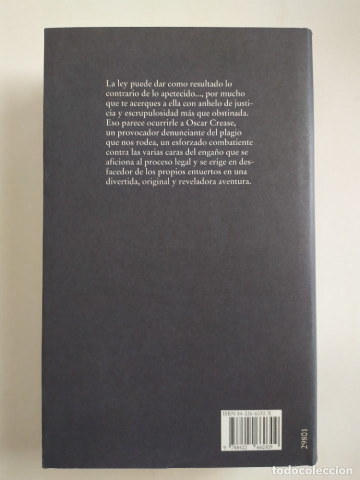 Libros: Su pasatiempo favorito (humor) - William Gaddis - Círculo de lectores, 1996 - Foto 2 - 221309710