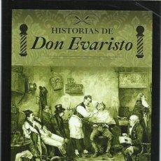 Livres: SAMUEL MARQUETA : LAS HISTORIAS DE DON EVARISTO, BARBERO Y PRACTICANTE EN AINZÓN. (ZARAGOZA, 2020). Lote 221662858