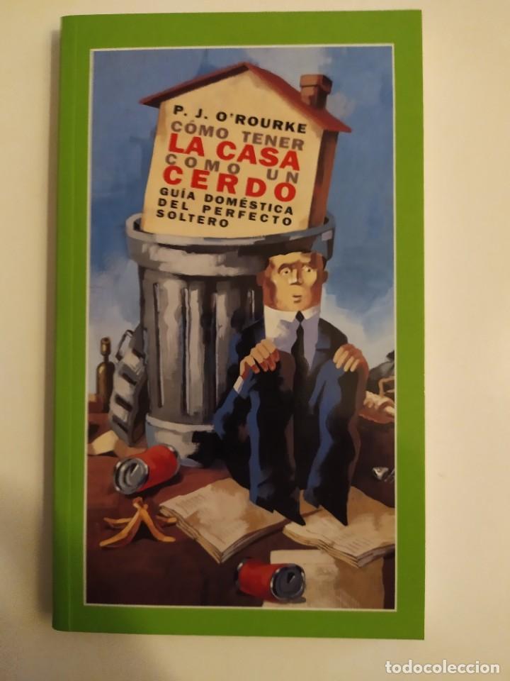 """Libros: Colección """"Humor """" 2003 - Colección completa de 27 libros - Ediciones Temas de Hoy - Foto 52 - 223986396"""
