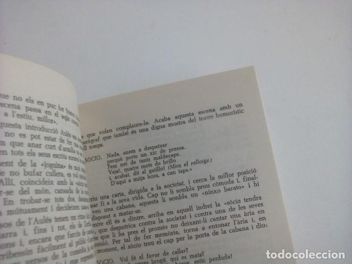 Libros: 1ª edición - UN SEGLE DHUMOR CATALÀ (con ilustraciones) - Lluís Solà - Editorial Bruguera - 1973 - Foto 5 - 237338075