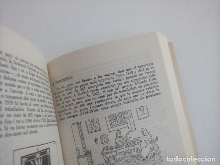 Libros: 1ª edición - UN SEGLE DHUMOR CATALÀ (con ilustraciones) - Lluís Solà - Editorial Bruguera - 1973 - Foto 6 - 237338075
