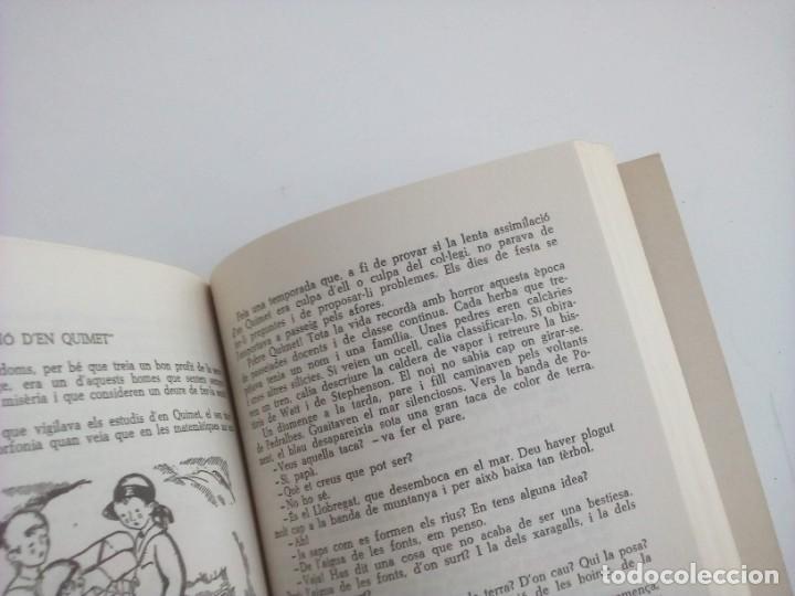 Libros: 1ª edición - UN SEGLE DHUMOR CATALÀ (con ilustraciones) - Lluís Solà - Editorial Bruguera - 1973 - Foto 7 - 237338075