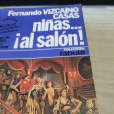 Libros: TRES NOVELAS DE FERNANDO VIZCAÍNO CASAS. Lote 243795705