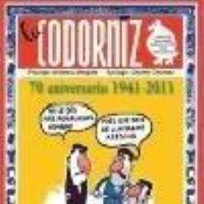 Libros: LA CODORNIZ: ANTOLOGÍA 1941-2011. Lote 244564620