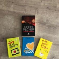 Libros: LOTE LIBROS COMEDIA ROMANTICA. Lote 246469085