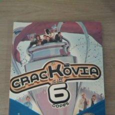 Libros: EL CRACKÓVIA DE LES 6 COPES. EDITORIAL COLUMNA. 2010.. Lote 248642025