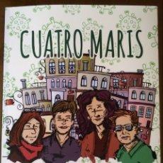 Libros: CUATRO MARIS Y UN CONFINAMIENTO, YOLANDA GARCÍA, AVANT, 2021 GASTOS DE ENVIO GRATIS.. Lote 251822905