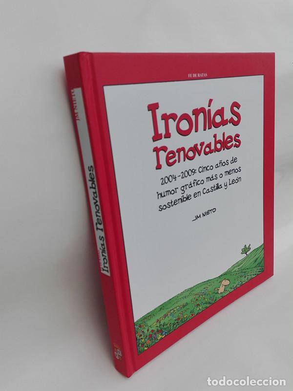 Libros: IRONÍAS RENOVABLES. 2004-2009: CINCO AÑOS DE HUMOR GRÁFICO MÁS O MENOS SOSTENIBLE EN CASTILLA Y LEÓN - Foto 3 - 251919090