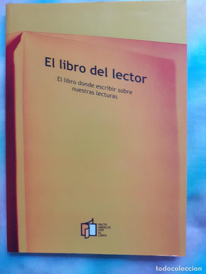 EL LIBRO DEL LECTOR (Libros Nuevos - Literatura - Narrativa - Humor)