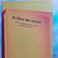 Libros: EL LIBRO DEL LECTOR. Lote 258045360