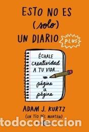 ESTO NO ES (SOLO) UN DIARIO PLUS (Libros Nuevos - Literatura - Narrativa - Humor)