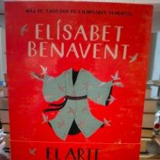 Libros: ELISABET BENAVENT. EL ARTE DE ENGAÑAR AL KARMA .SUMA. Lote 262651830