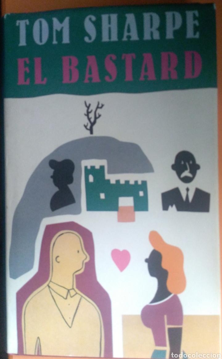 EL BASTARDO. TOM SHARP (Libros Nuevos - Literatura - Narrativa - Humor)
