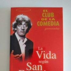 Libros: LA VIDA SEGÚN SAN FRANCISCO. Lote 265750239