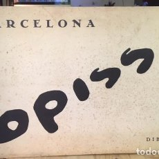 Libros: BARCELONA OPISSO DIBUIXOS .. Lote 269040098