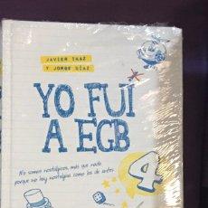 Libros: YO FUI A LA EGB 3 JORGE DIAZ Y JAVIER IKAZ. Lote 269758248