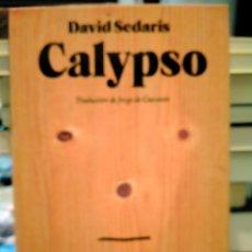 Libros: DAVID SEDARIS. CALYPSO .BLACKIE BOOKS. Lote 274024423