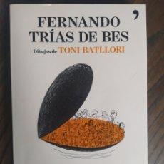 Libros: MIL MILLONES DE MEJILLONES. Lote 285269533