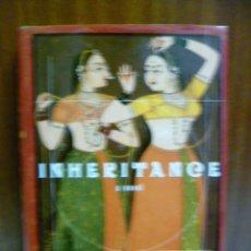 Libros: INHERITANCE - INDIRA GANESAN - TAPA DURA CON SOBRECUBIERTA. Lote 42533851