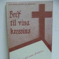 Libros: BRÉF TIL VINA KROSSINS (EN SUECO) 1987. Lote 42937132