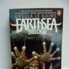 Livres: FARTISEA TRILOGY - URSULA K. LE GUIN. Lote 45014692
