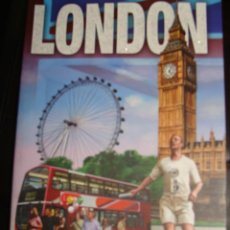 Libros: LONDON. OLYMPIC HISTORY, FACTS, TRIVIA, & STORIES. BY DR. CONNIE PALM. Lote 47954125