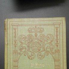 Libros: .1 NOVELA DE VICTOR HUGO ** NOVENTA E TRÉS ** LIVRARIA CHARDRON - VOL. 1 - PORTUGUÉS. Lote 77571669