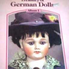 Libros: GERMAN DOLLS ALBUM 1. Lote 100464411