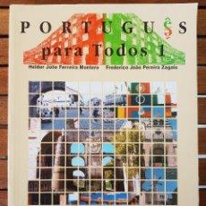 Libros: PORTUGUÊS PARA TODOS 1. Lote 109258763