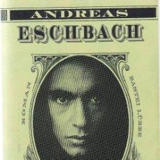 Libros: BILLON DOLLAR - ANDREAS ESCHBACH - BASTEI LUBBE . Lote 114447547