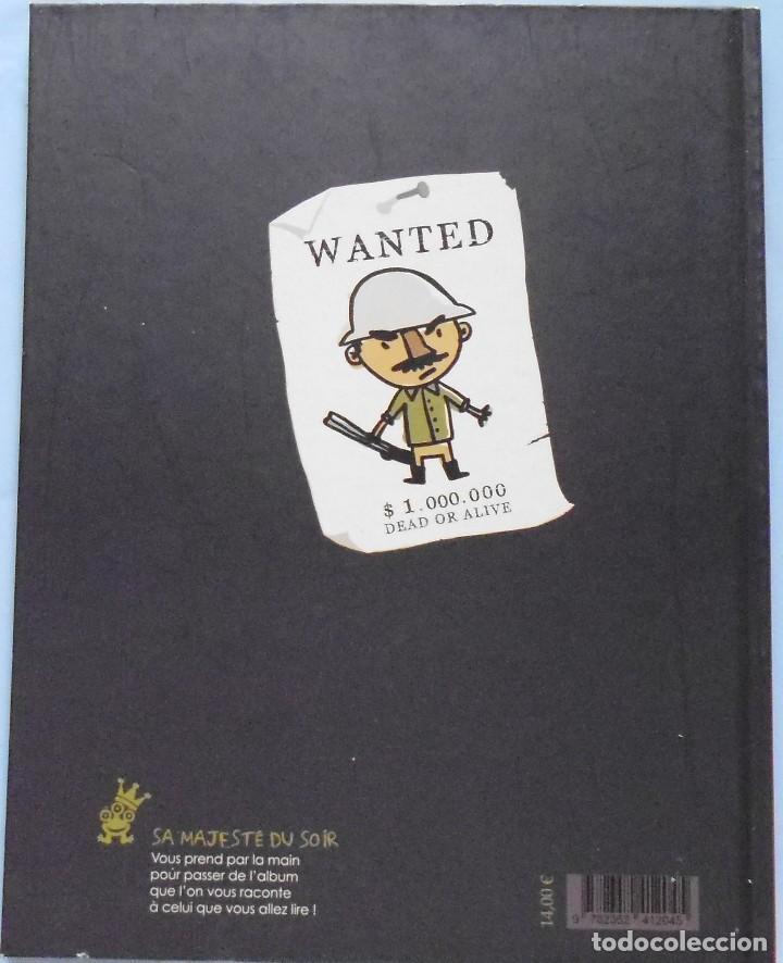 Libros: LIBRO EN FRANCES; L`ANIMAL LE PLUS DANGEREUX DU MONDE- MICHAÈL ESCOFFIER & MATTHIEU MAUDET LOTENº140 - Foto 2 - 122625211