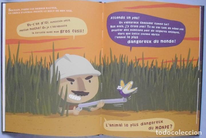 Libros: LIBRO EN FRANCES; L`ANIMAL LE PLUS DANGEREUX DU MONDE- MICHAÈL ESCOFFIER & MATTHIEU MAUDET LOTENº140 - Foto 3 - 122625211