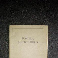 Libros: ESPERANTO. LENGUA UNIVERSAL. LITERATURA ESPERANTISTA. GRAMÁTICA ESPERANTISTA.. Lote 127147319