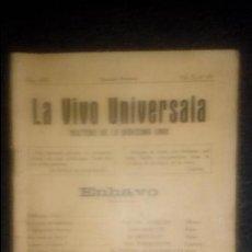 Libros: ESPERANTO. LENGUA UNIVERSAL. LITERATURA ESPERANTISTA.. Lote 127565155