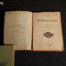 Livres: EUSKERA. LIBROS EN LENGUA VASCA. BUEN CLÁSICO LABORTANO.. Lote 128095307