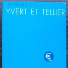 Libros: CATALOGUE YVERT ET TELLIER. TOME 2/ 2-EME PARTIE. PAYS INDEPENDANTS D´AFRIQUE. 2002. Lote 131197316