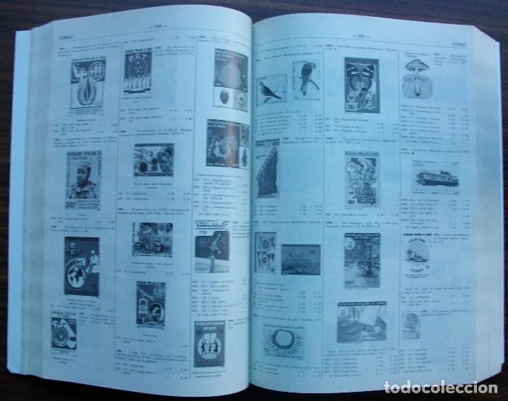 Libros: CATALOGUE YVERT ET TELLIER. TOME 2/ 2-eme PARTIE. PAYS INDEPENDANTS D´AFRIQUE. 2002 - Foto 2 - 131197316