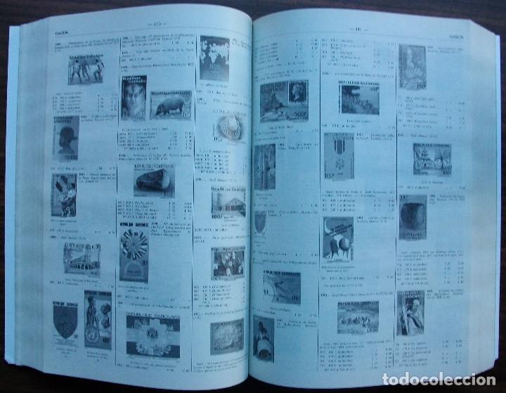 Libros: CATALOGUE YVERT ET TELLIER. TOME 2/ 2-eme PARTIE. PAYS INDEPENDANTS D´AFRIQUE. 2002 - Foto 3 - 131197316
