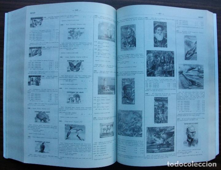 Libros: CATALOGUE YVERT ET TELLIER. TOME 2/ 2-eme PARTIE. PAYS INDEPENDANTS D´AFRIQUE. 2002 - Foto 4 - 131197316