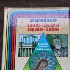 Libros: DICCIONARIO LATINO-ESPAÑOL. Lote 175095200
