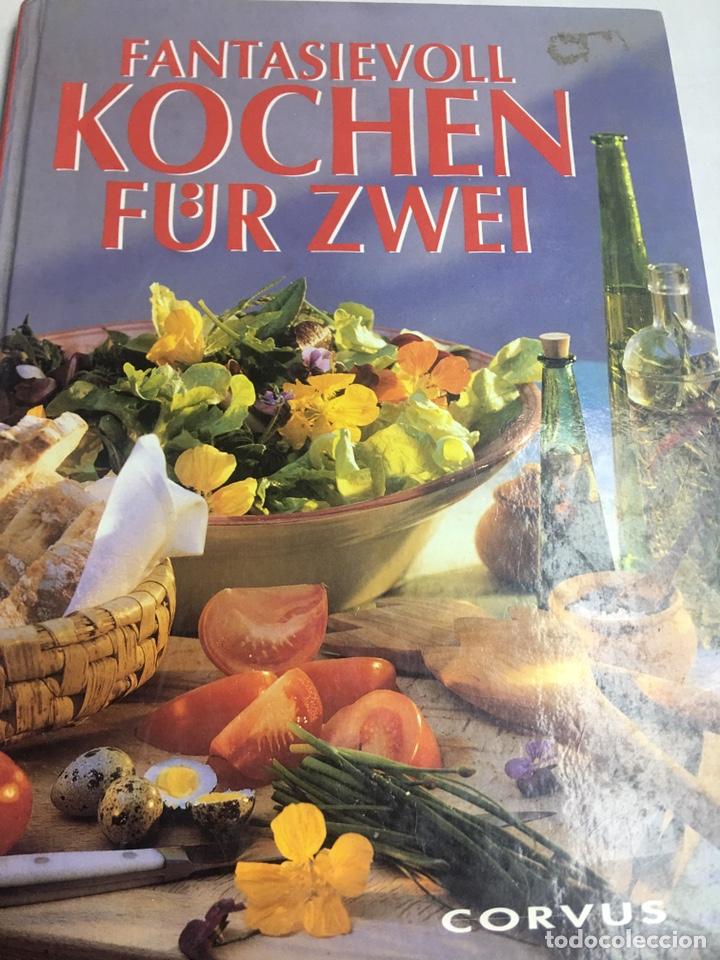 FANTASIEVOLL KOCHEN FUR ZWEI - CORVUS (Libros Nuevos - Idiomas - Otros idiomas)