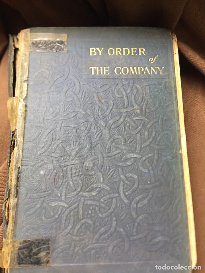 LIBRO BY ORDER OF THE COMPANY - MARY JOHNSTON (Libros Nuevos - Idiomas - Otros idiomas)
