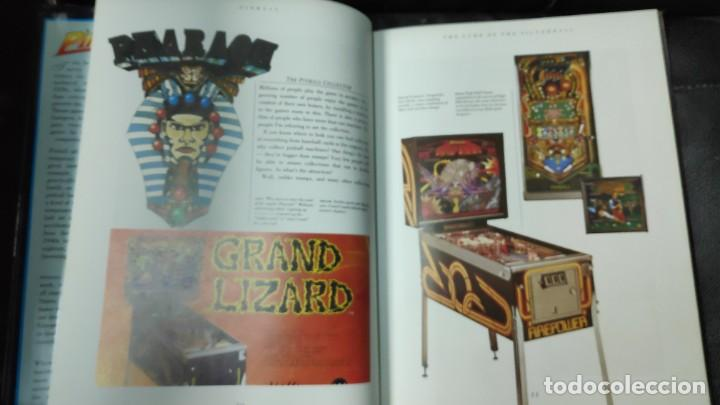 Libros: PINBALL THE LOURE OF THE SILVER BALL - Foto 2 - 187590352