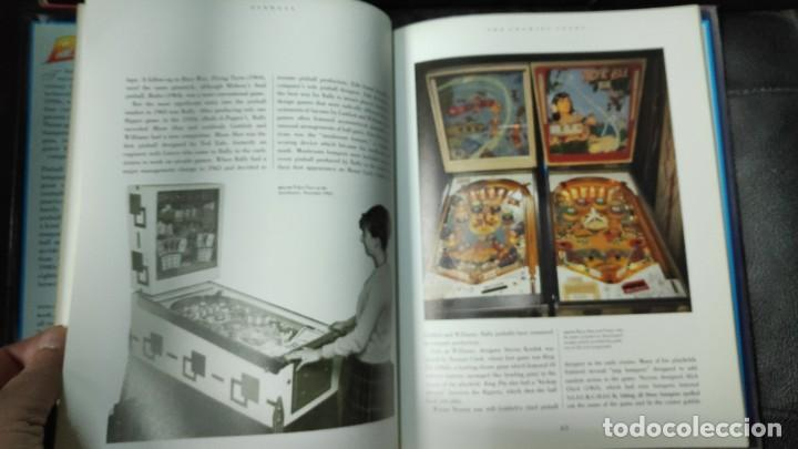 Libros: PINBALL THE LOURE OF THE SILVER BALL - Foto 6 - 187590352