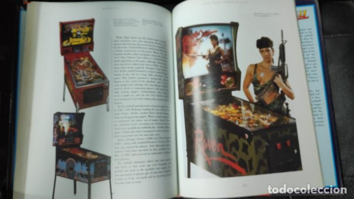Libros: PINBALL THE LOURE OF THE SILVER BALL - Foto 10 - 187590352